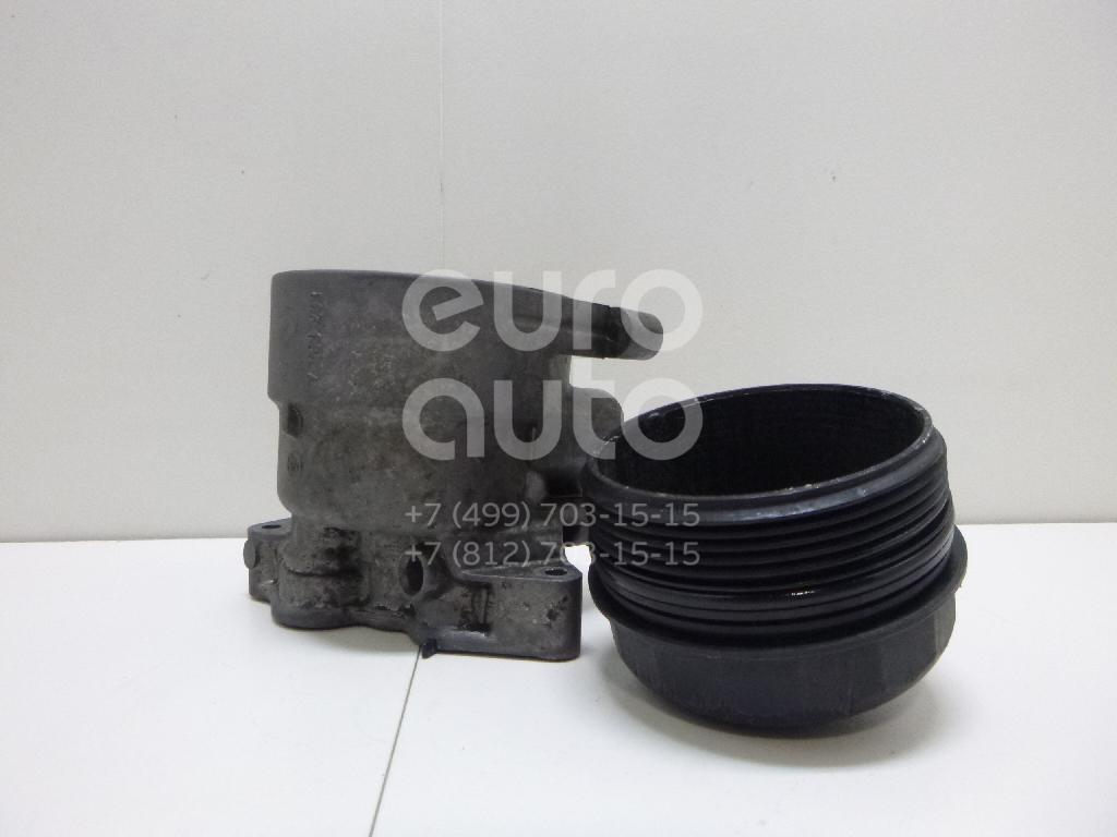 Корпус масляного фильтра для BMW 3-серия E46 1998-2005;X3 E83 2004-2010;1-серия E87/E81 2004-2011;3-серия E90/E91 2005-2012;5-серия E60/E61 2003-2009;3-серия E92/E93 2006-2012;X1 E84 2009-2015 - Фото №1