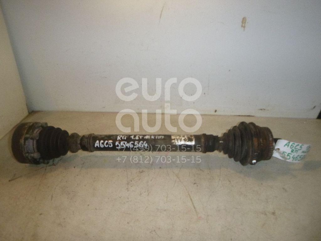 Полуось передняя правая для Audi A6 [C5] 1997-2004 - Фото №1