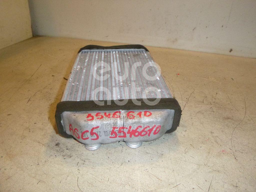 Радиатор отопителя для Audi A6 [C5] 1997-2004 - Фото №1