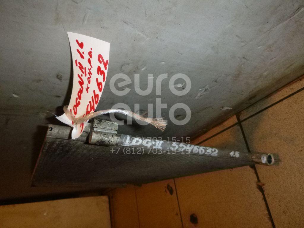 Радиатор кондиционера (конденсер) для Renault Logan II 2014>;Sandero 2014> - Фото №1