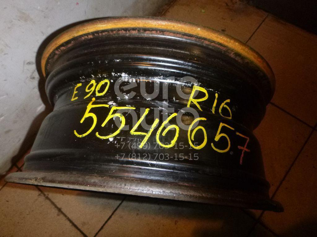Диск колесный железо для BMW 3-серия E90/E91 2005> - Фото №1