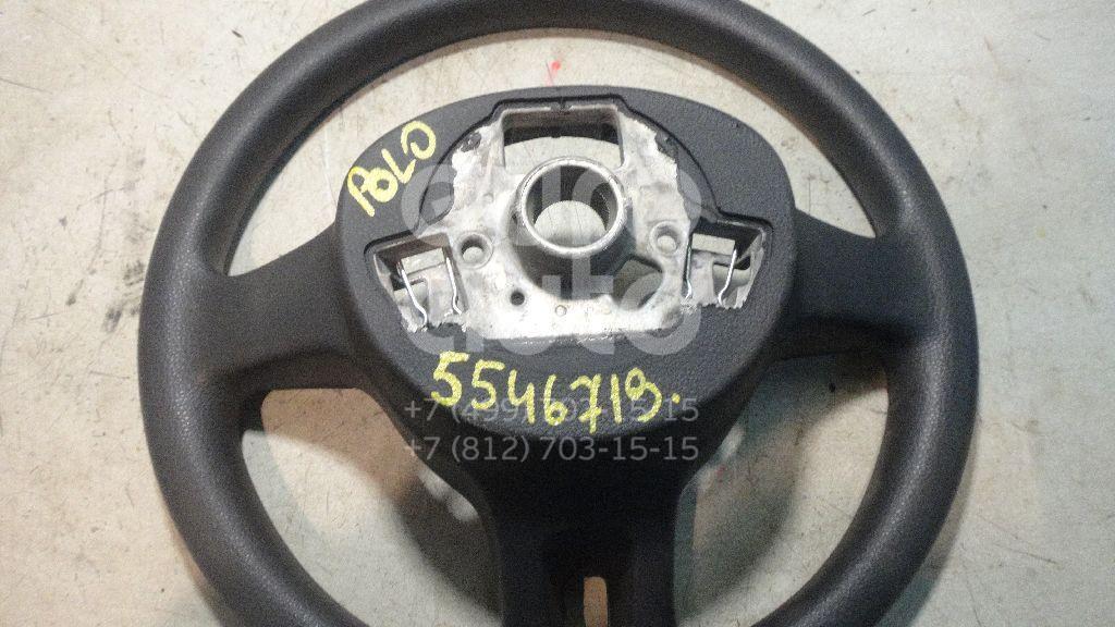 Рулевое колесо для AIR BAG (без AIR BAG) для VW Polo (Sed RUS) 2011> - Фото №1