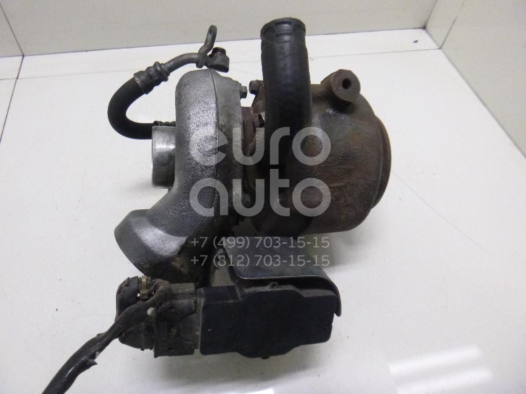 Турбокомпрессор (турбина) для BMW 3-серия E90/E91 2005-2012;1-серия E87/E81 2004-2011 - Фото №1