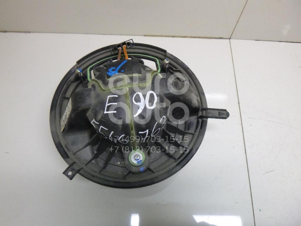 Моторчик отопителя для BMW 3-серия E90/E91 2005-2012;1-серия E87/E81 2004-2011;3-серия E92/E93 2006-2012;X1 E84 2009-2015;Z4 E89 2009-2016;X3 F25 2010>;1-серия E82/E88 2007-2013;X4 F26 2014> - Фото №1