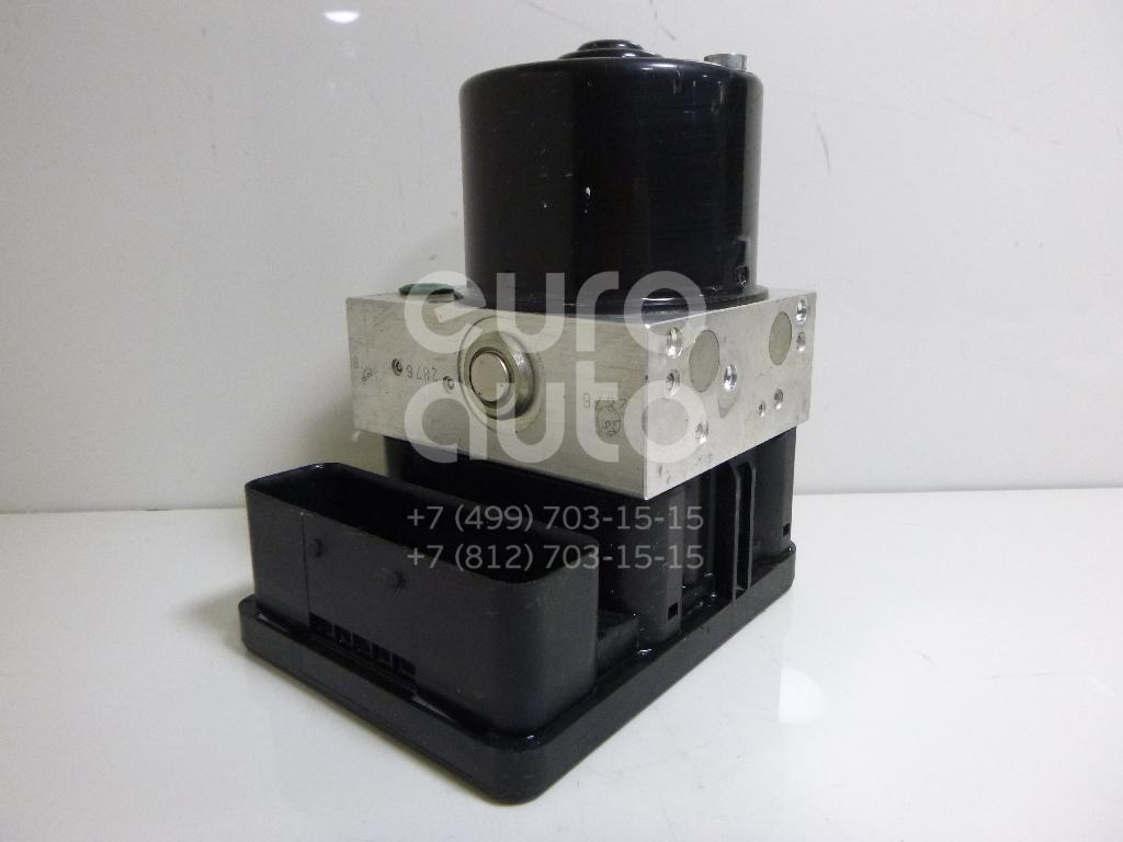 Блок ABS (насос) для BMW 3-серия E90/E91 2005-2012;1-серия E87/E81 2004-2011 - Фото №1