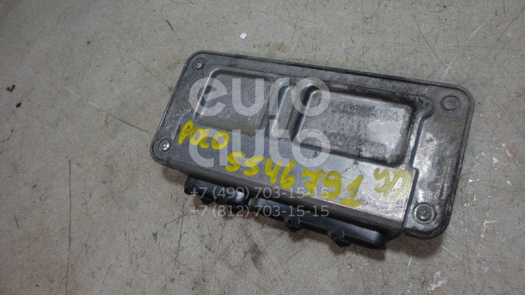 Блок управления двигателем для VW Polo (Sed RUS) 2011> - Фото №1