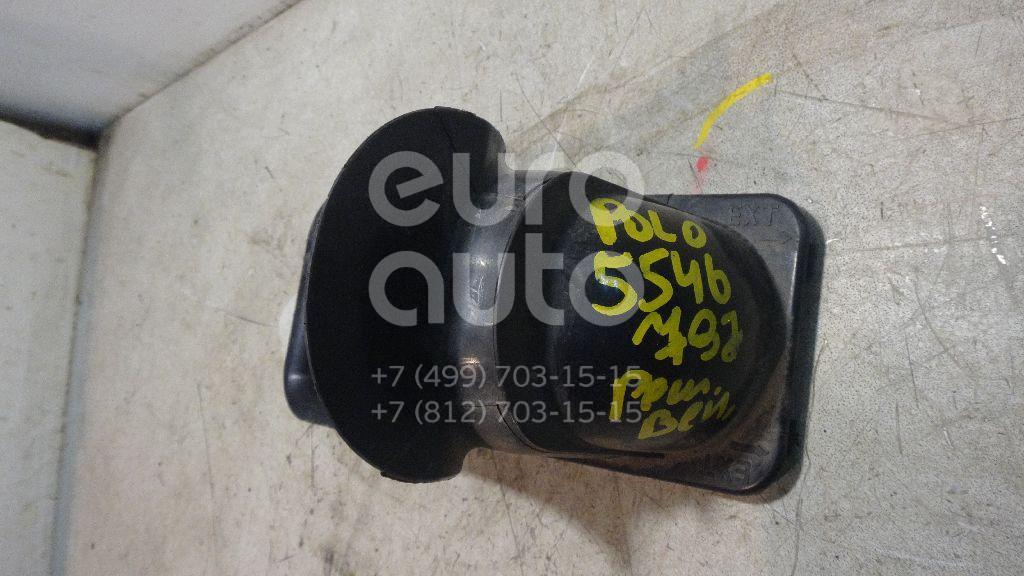 Решетка вентиляционная для VW,Seat,Skoda Polo (Sed RUS) 2011>;Ibiza V 2008>;Rapid 2013> - Фото №1