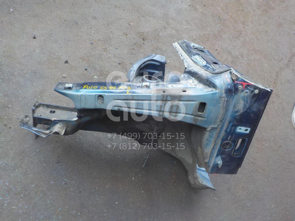 Лонжерон передний левый для VW Polo (Sed RUS) 2011> - Фото №1