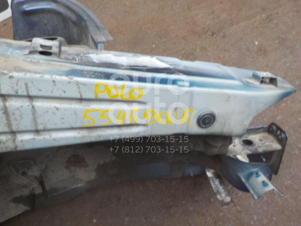 Лонжерон передний правый для VW Polo (Sed RUS) 2011> - Фото №1