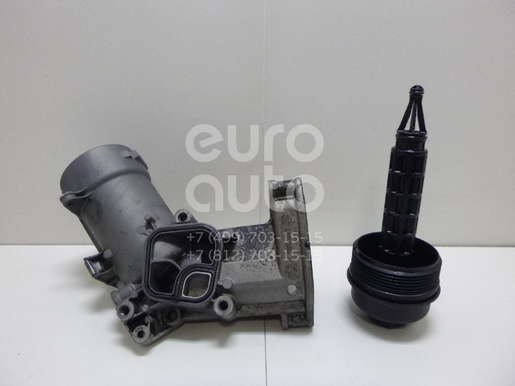 Корпус масляного фильтра для BMW 3-серия E90/E91 2005-2012;3-серия E46 1998-2005;X3 E83 2004-2010;5-серия E60/E61 2003-2009 - Фото №1