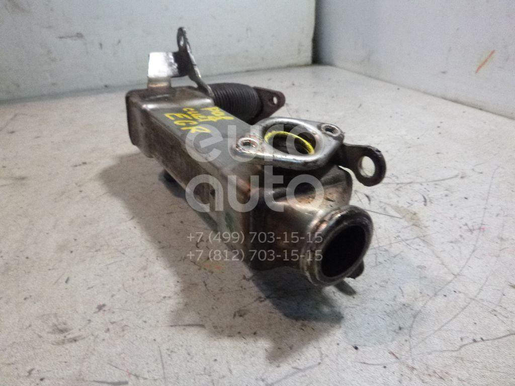 Радиатор системы EGR для BMW 3-серия E90/E91 2005-2012;3-серия E46 1998-2005;7-серия E65/E66 2001-2008;X3 E83 2004-2010;1-серия E87/E81 2004-2011;5-серия E60/E61 2003-2009;3-серия E92/E93 2006-2012 - Фото №1