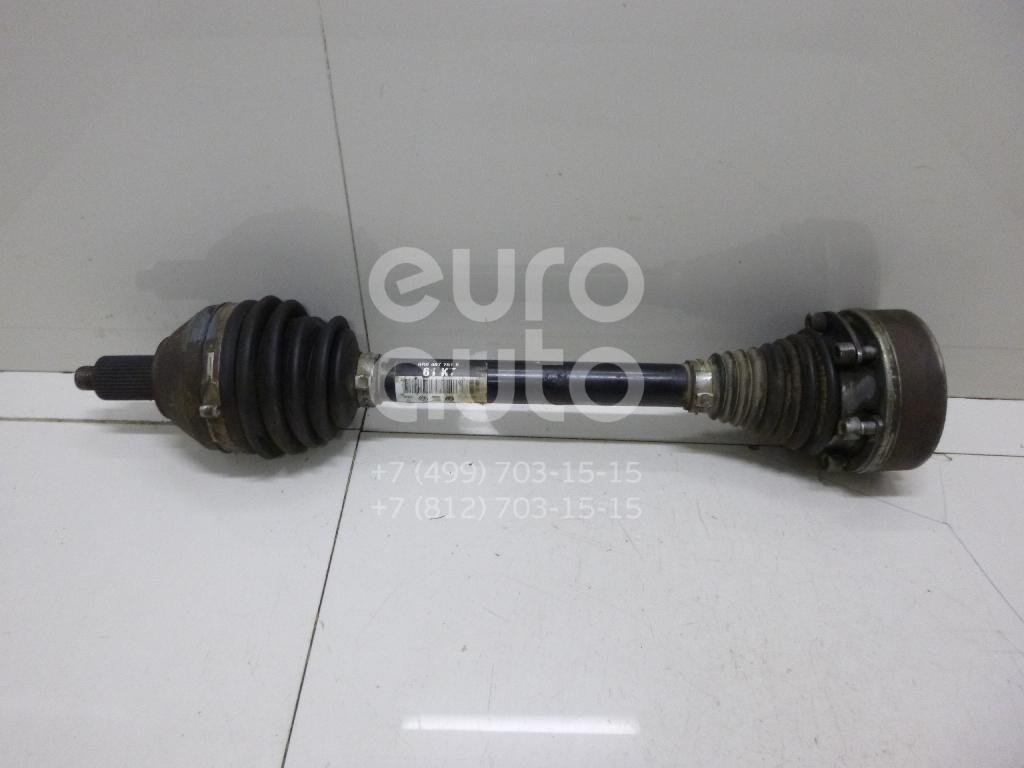 Полуось передняя левая для VW Polo (Sed RUS) 2011>;A1 2010> - Фото №1