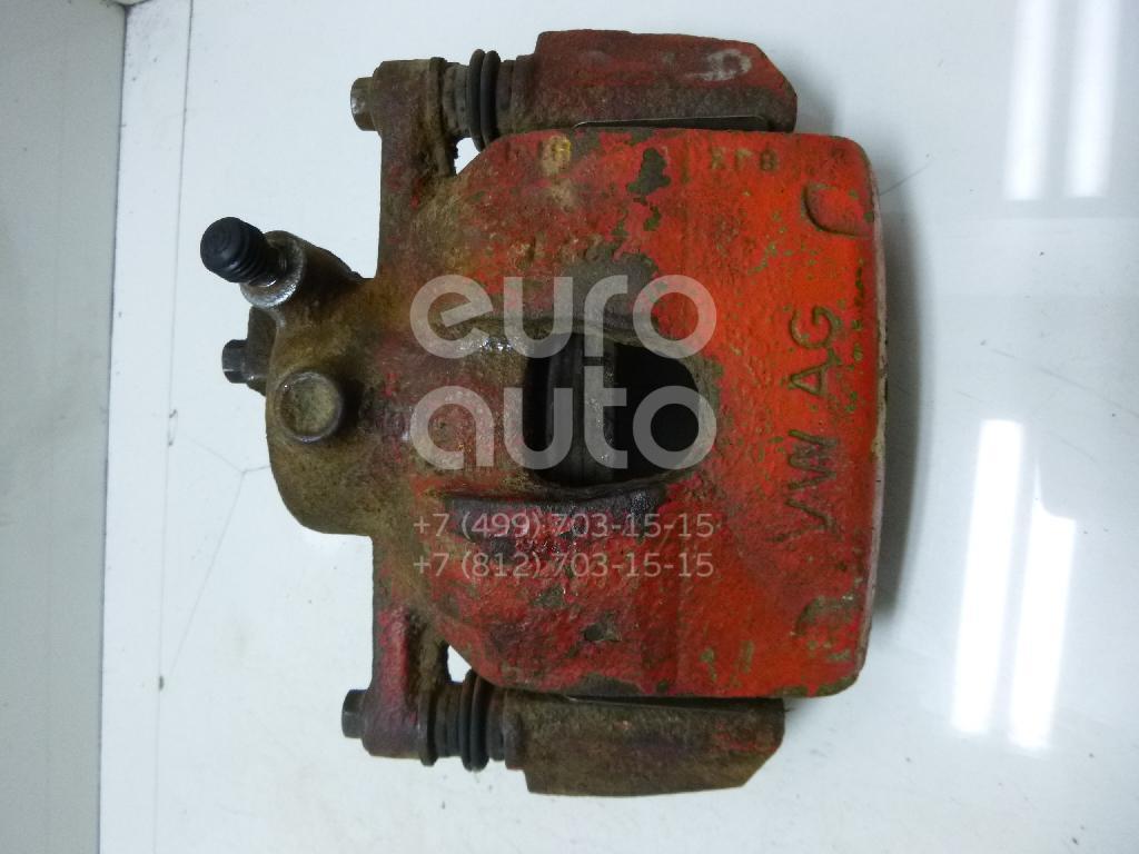 Суппорт передний левый для VW Polo (Sed RUS) 2011> - Фото №1