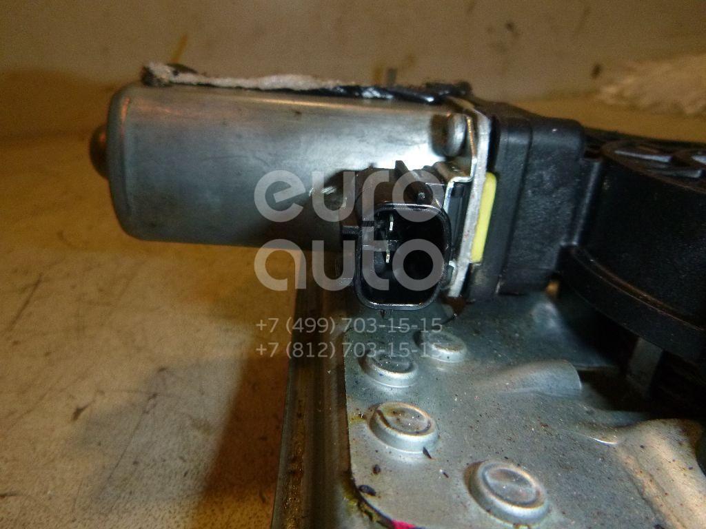 Стеклоподъемник электр. задний левый для Renault Logan II 2014>;Sandero 2014> - Фото №1