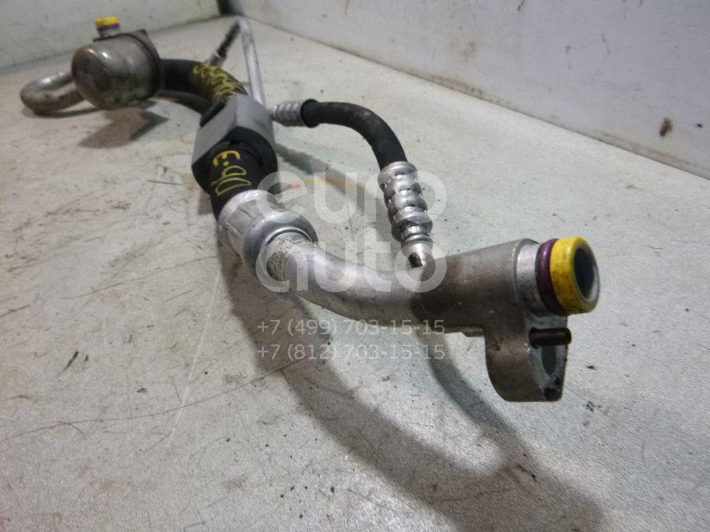 Трубка кондиционера для BMW 3-серия E90/E91 2005-2012;1-серия E87/E81 2004-2011 - Фото №1