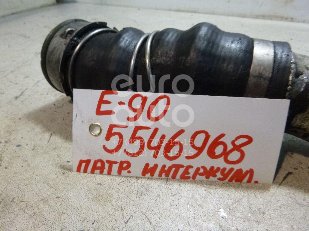 Патрубок интеркулера для BMW 3-серия E90/E91 2005-2012 - Фото №1