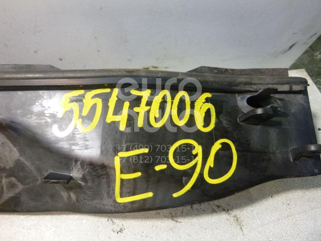 Накладка (кузов внутри) для BMW 3-серия E90/E91 2005-2012;1-серия E87/E81 2004-2011;3-серия E92/E93 2006-2012;X1 E84 2009-2015;1-серия E82/E88 2007-2013 - Фото №1