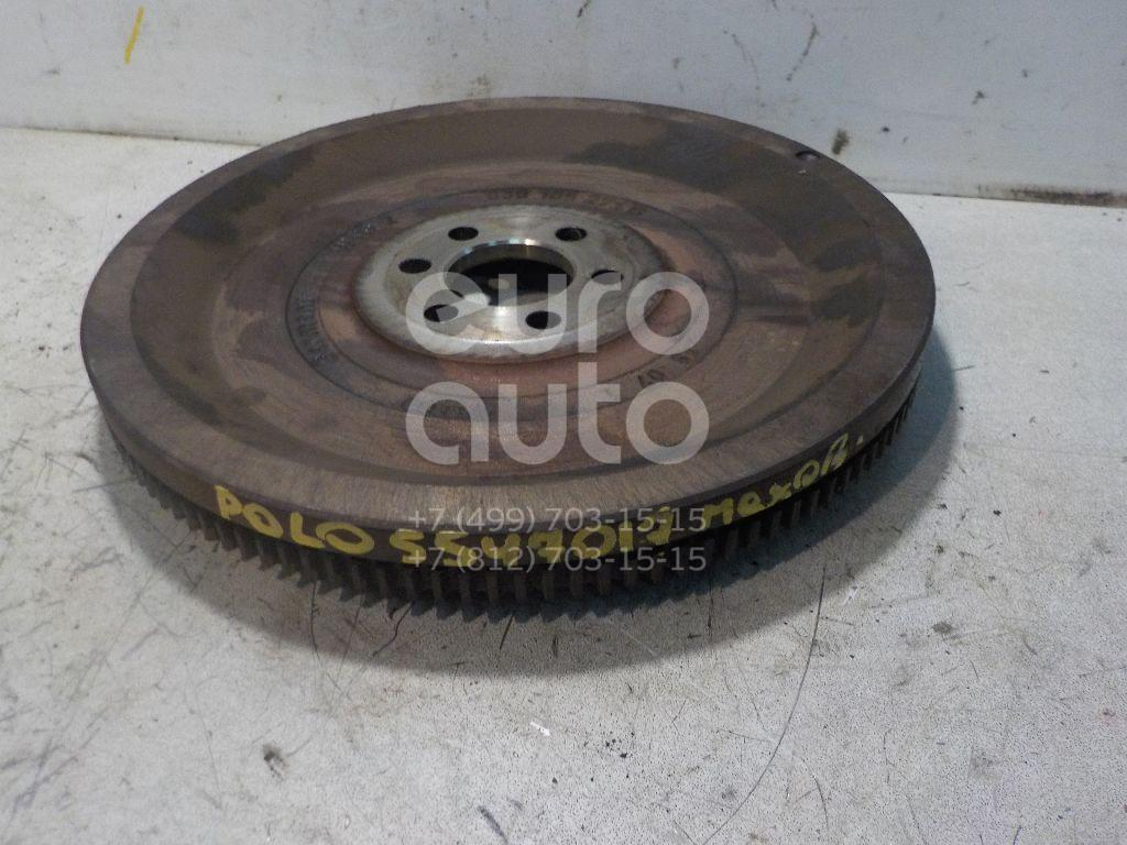 Маховик для VW,Audi,Skoda Polo (Sed RUS) 2011>;A2 [8Z0] 2000-2005;New Beetle 1998-2010;Lupo 1998-2005;A3 [8PA] Sportback 2004-2013;Golf V Plus 2005-2014;Fabia 1999-2007;Polo 2001-2009;Golf V 2003-2009;Jetta 2006-2011 - Фото №1