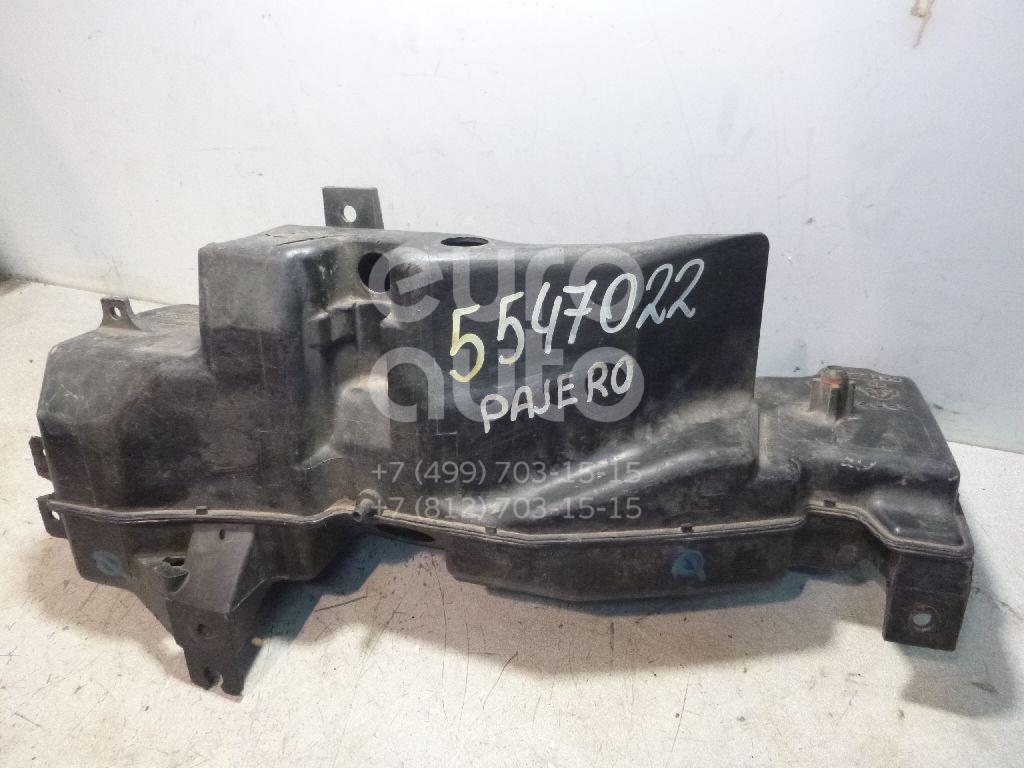 Бачок омывателя лобового стекла для Mitsubishi Pajero/Montero III (V6, V7) 2000-2006 - Фото №1