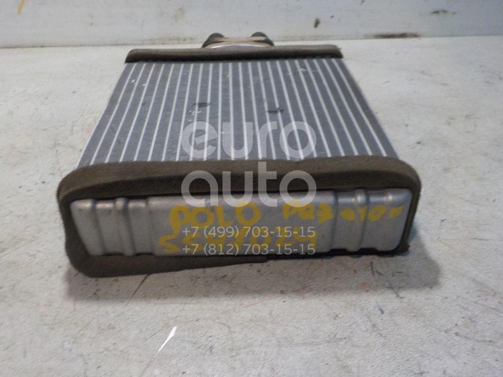 Радиатор отопителя для VW,Audi,Skoda Polo (Sed RUS) 2011>;A1 2010>;Rapid 2013> - Фото №1