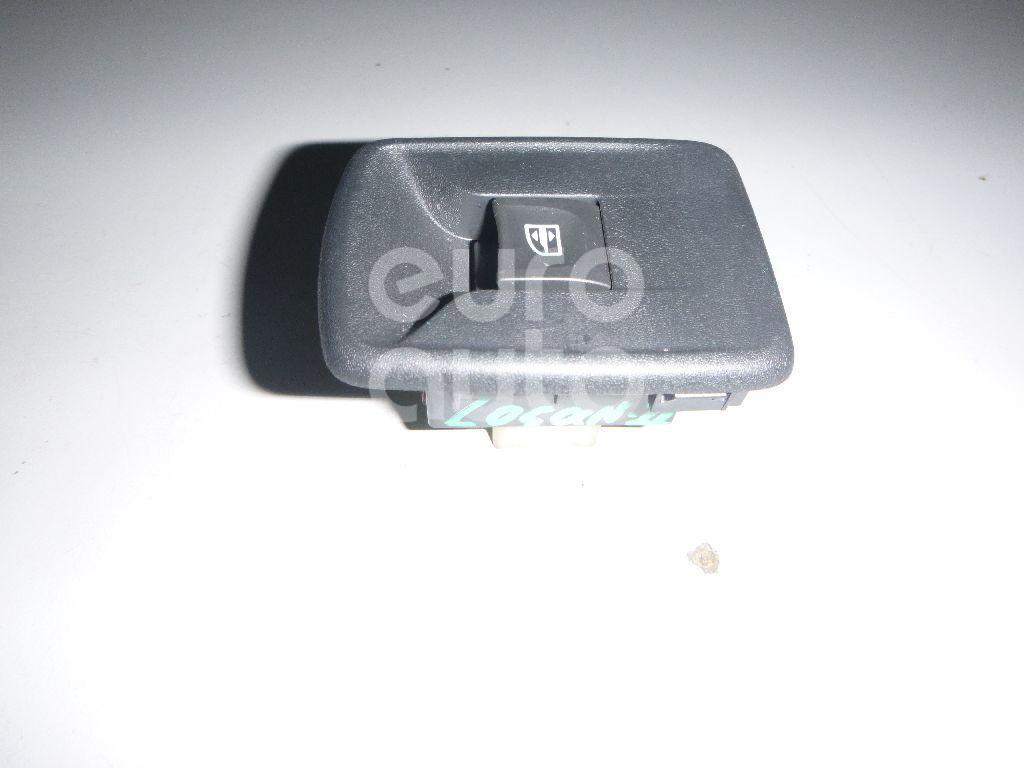 Кнопка стеклоподъемника для Renault,Mercedes Benz Logan II 2014>;Kangoo 2008>;Duster 2012>;Sandero 2014>;Citan W415 2013>;Twingo 2014> - Фото №1