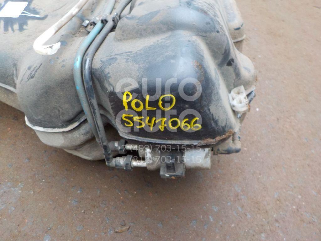 Бак топливный для VW Polo (Sed RUS) 2011> - Фото №1
