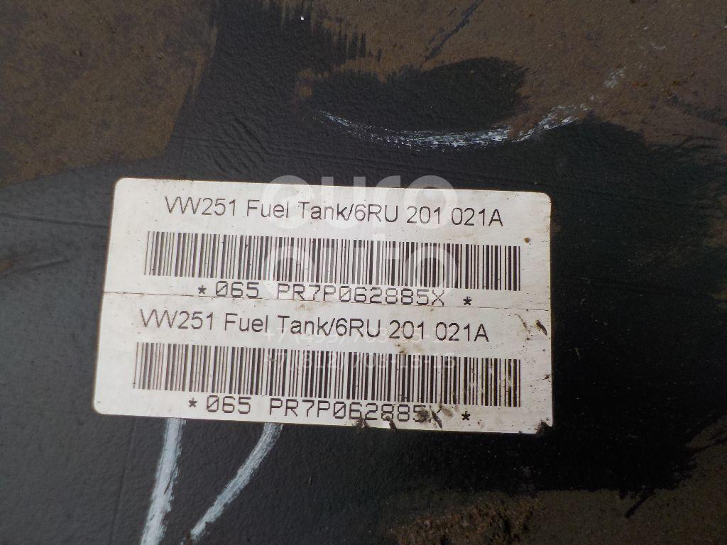 Бак топливный для VW,Skoda Polo (Sed RUS) 2011>;Rapid 2013> - Фото №1