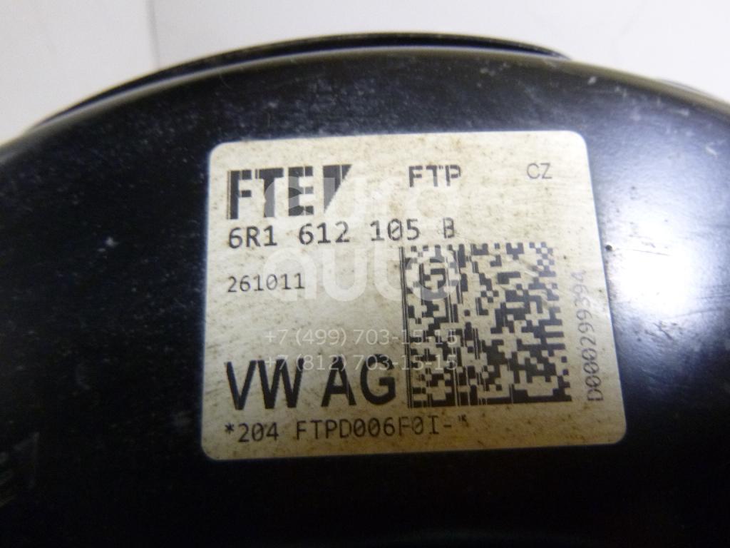 Усилитель тормозов вакуумный для VW Polo (Sed RUS) 2011> - Фото №1