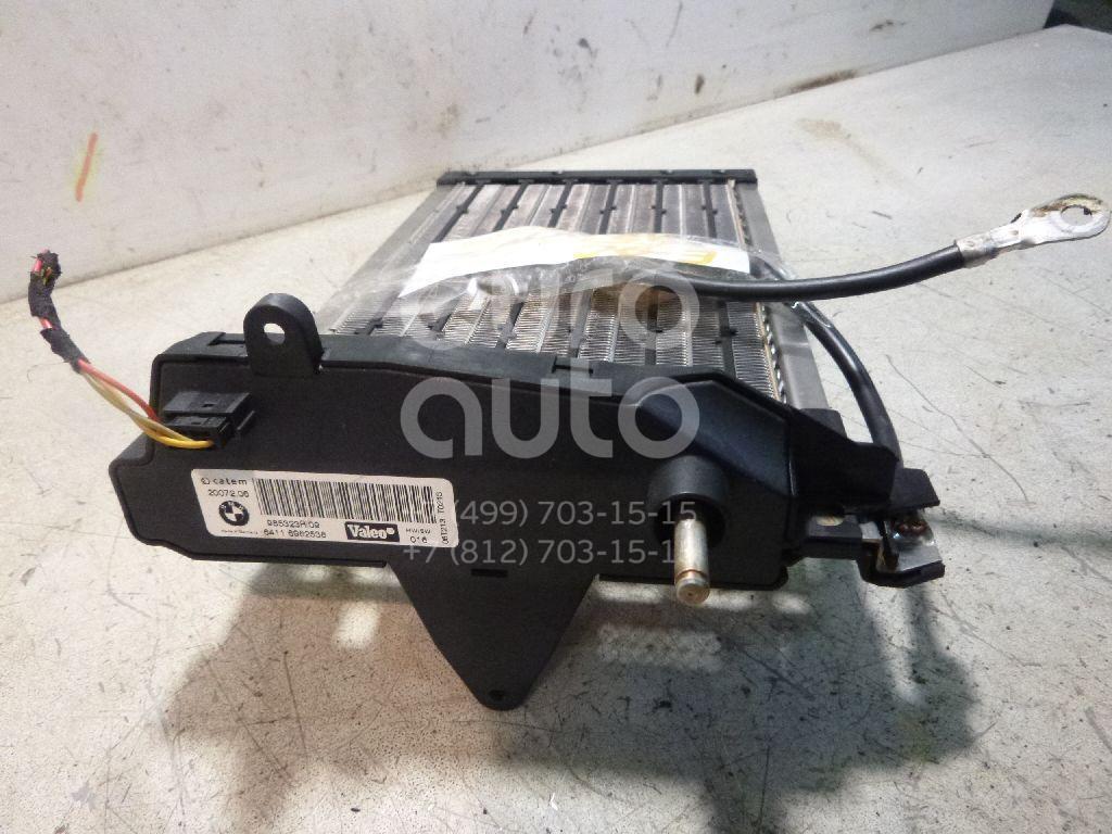 Радиатор отопителя электрический для BMW 3-серия E90/E91 2005-2012;1-серия E87/E81 2004-2011;3-серия E92/E93 2006-2012;X1 E84 2009-2015;X3 F25 2010>;1-серия E82/E88 2007-2013;X4 F26 2014> - Фото №1