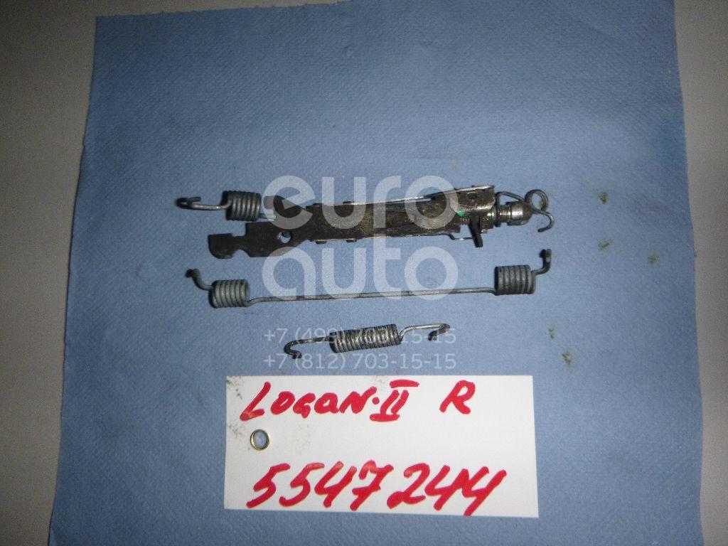 К-кт установочный задних колодок для Renault Logan II 2014> - Фото №1
