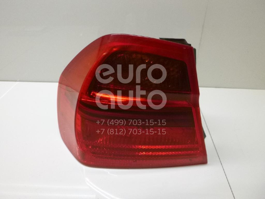 Фонарь задний наружный левый для BMW 3-серия E90/E91 2005-2012 - Фото №1