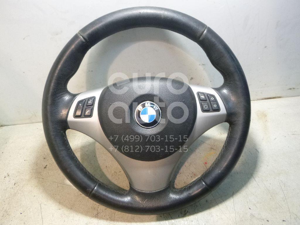 Рулевое колесо с AIR BAG для BMW 3-серия E90/E91 2005> - Фото №1