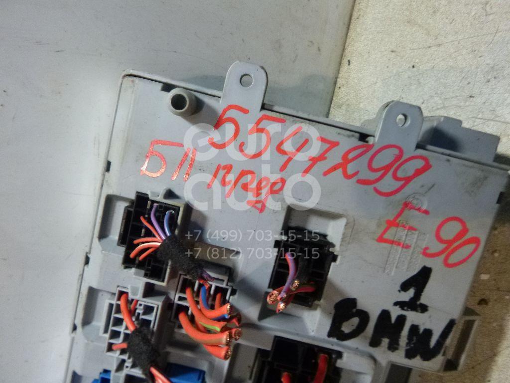Блок предохранителей для BMW 3-серия E90/E91 2005-2012;1-серия E87/E81 2004-2011;3-серия E92/E93 2006-2012 - Фото №1