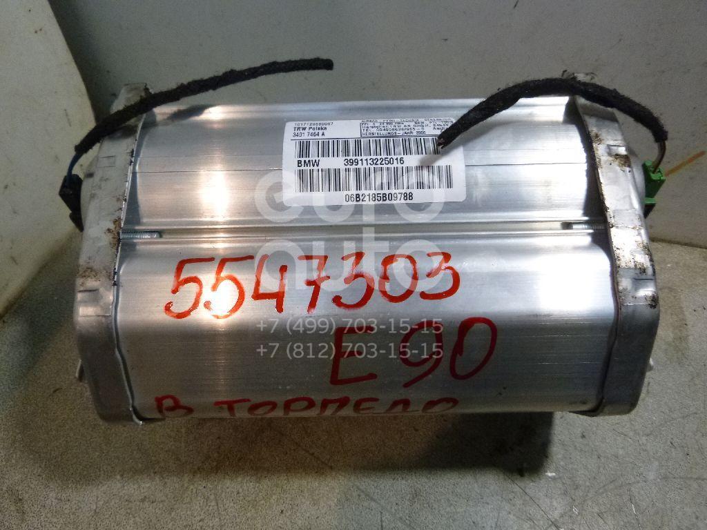 Подушка безопасности пассажирская (в торпедо) для BMW 3-серия E90/E91 2005-2012;3-серия E92/E93 2006-2012 - Фото №1