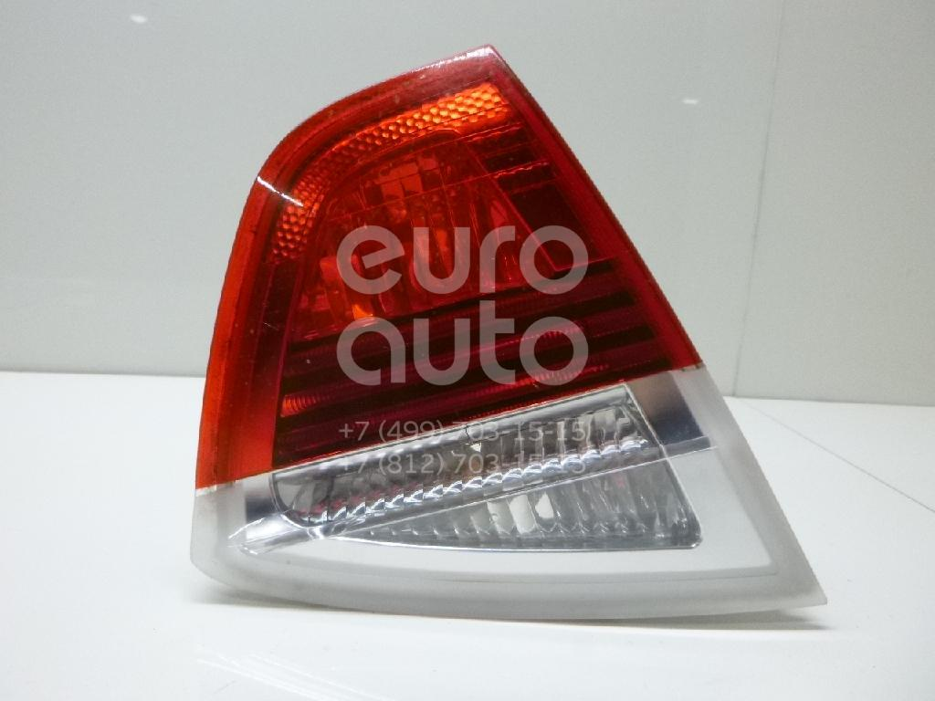 Фонарь задний внутренний левый для BMW 3-серия E90/E91 2005> - Фото №1
