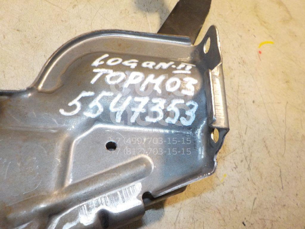 Педаль тормоза для Renault Logan II 2014> - Фото №1