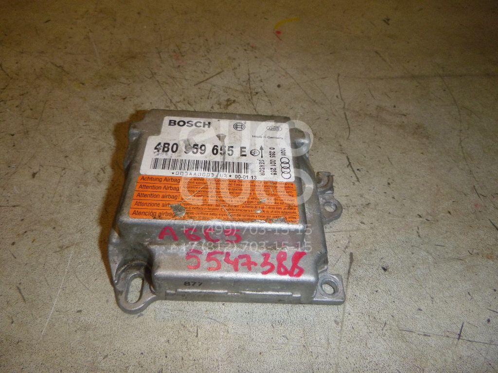 Блок управления AIR BAG для Audi A6 [C5] 1997-2004 - Фото №1