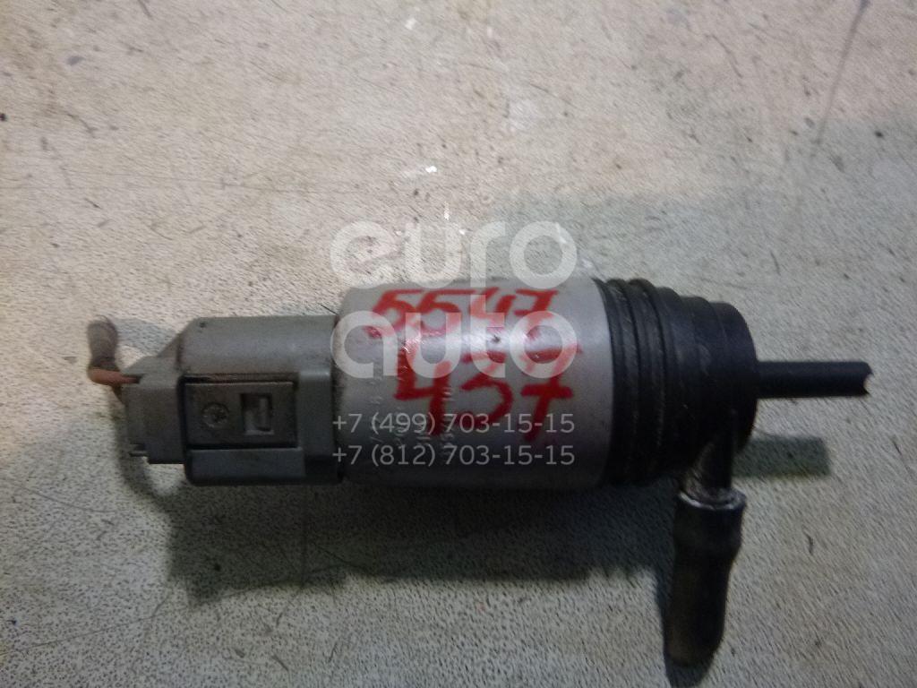 Насос омывателя для BMW 3-серия E90/E91 2005>;X5 E53 2000-2007;7-серия E65/E66 2001-2008;1-серия E87/E81 2004-2011;5-серия E60/E61 2003-2009;6-серия E63 2004-2009;6-серия E64 2004-2009;X5 E70 2007-2013;3-серия E92/E93 2006> - Фото №1