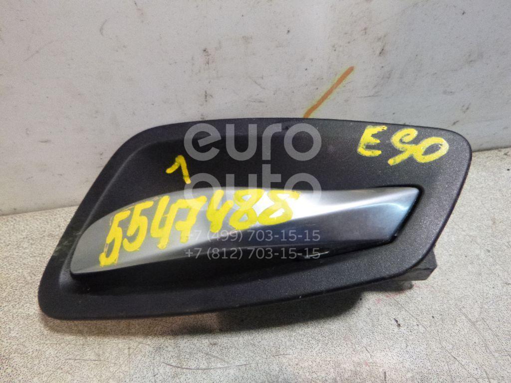 Ручка двери внутренняя правая для BMW 3-серия E90/E91 2005-2012 - Фото №1