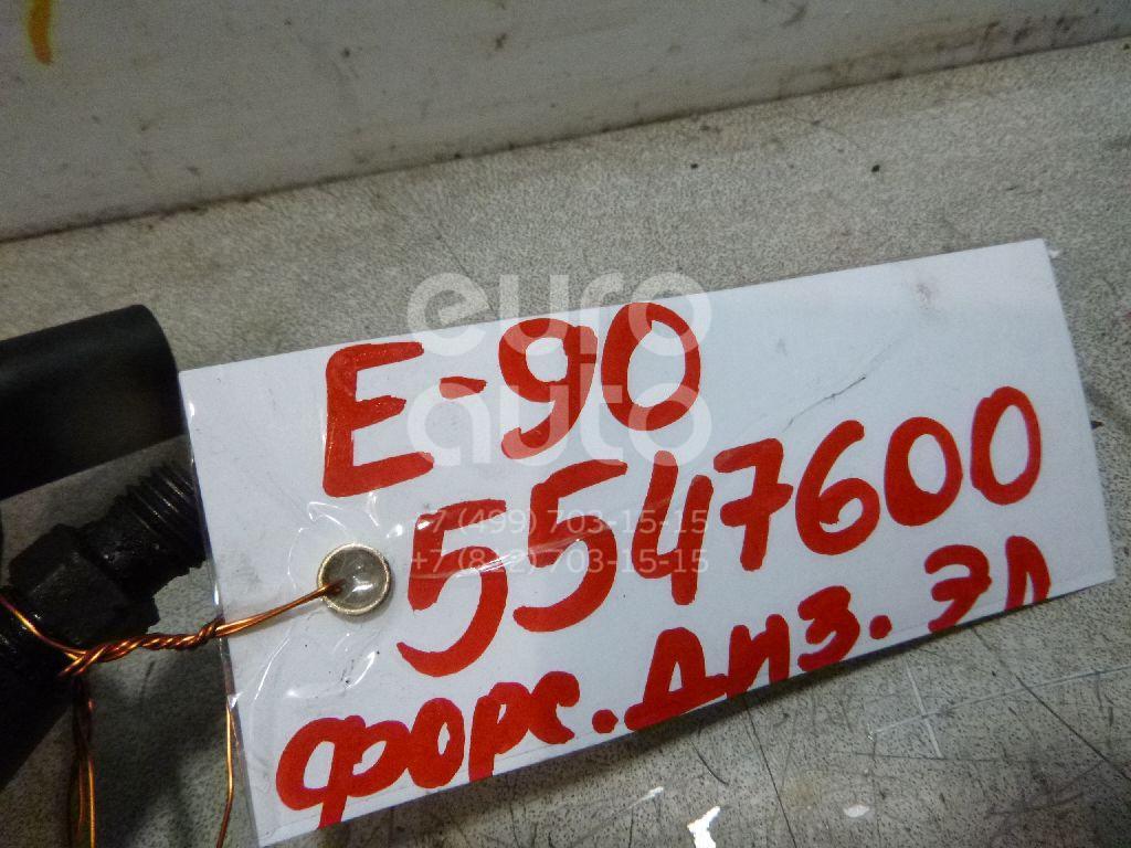 Форсунка дизельная электрическая для BMW 3-серия E90/E91 2005>;3-серия E46 1998-2005;X5 E53 2000-2007;X3 E83 2004-2010;5-серия E60/E61 2003-2009 - Фото №1
