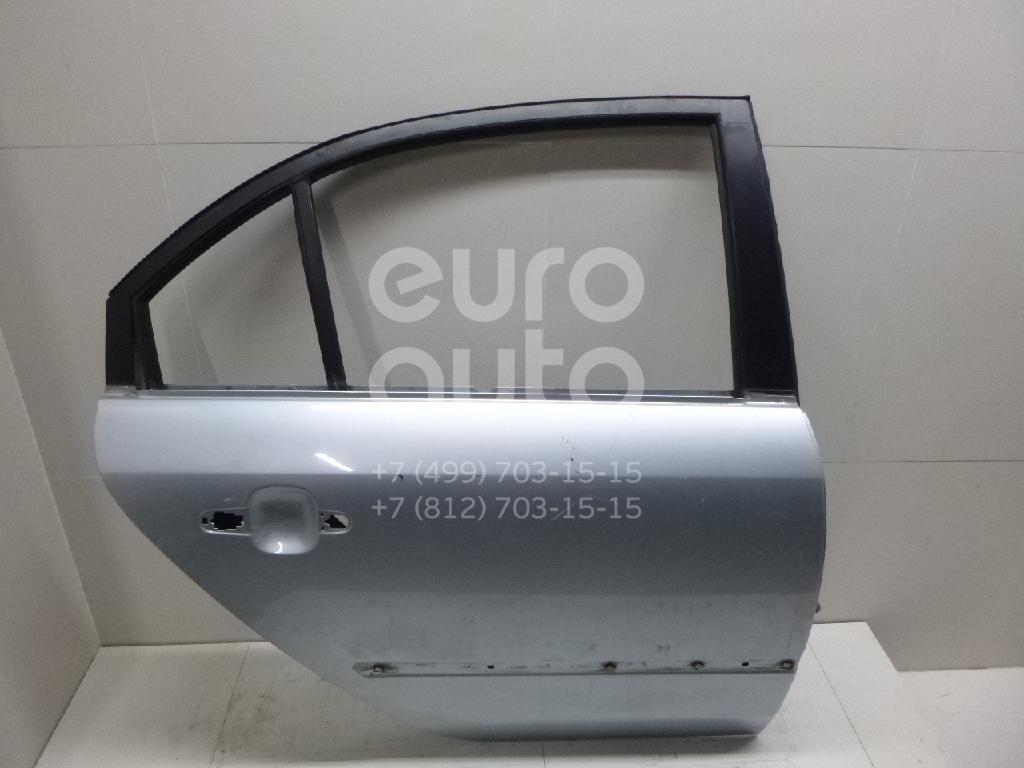 Дверь задняя правая для Hyundai Sonata V (NF) 2005-2010 - Фото №1