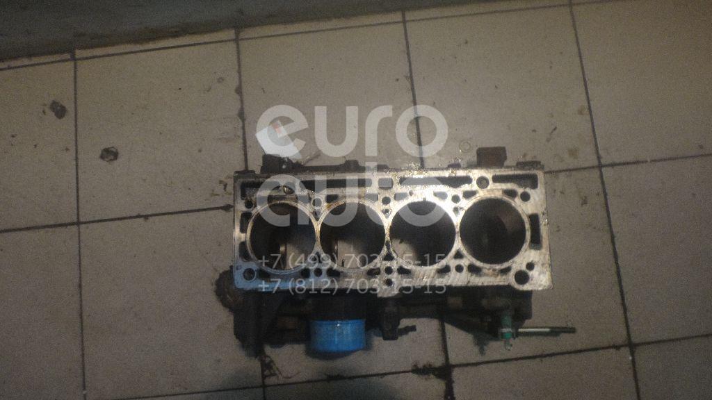 Блок двигателя для Renault Scenic 1999-2003 - Фото №1