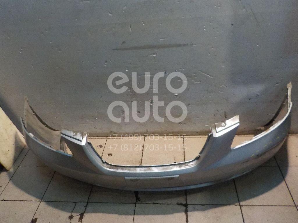 Бампер передний для Hyundai Sonata V (NF) 2005-2010 - Фото №1