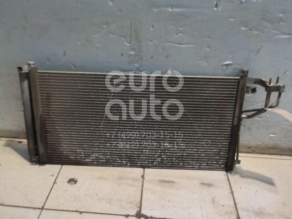 Радиатор кондиционера (конденсер) для Hyundai Sonata V (NF) 2005-2010;Grandeur (IV) 2005-2010 - Фото №1