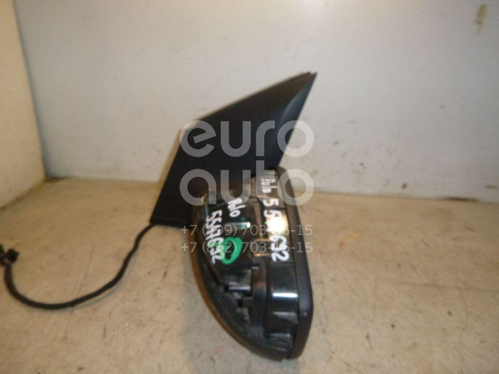 Зеркало левое электрическое для VW Polo (Sed RUS) 2011> - Фото №1
