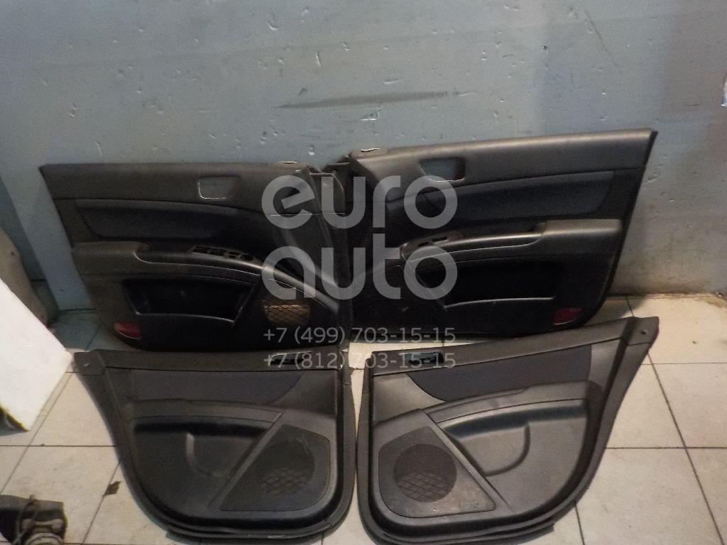 К-кт обшивки двери для Hyundai Sonata NF# 2005> - Фото №1