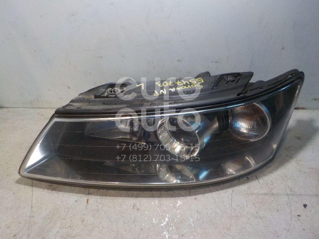 Фара левая для Hyundai Sonata NF# 2005> - Фото №1