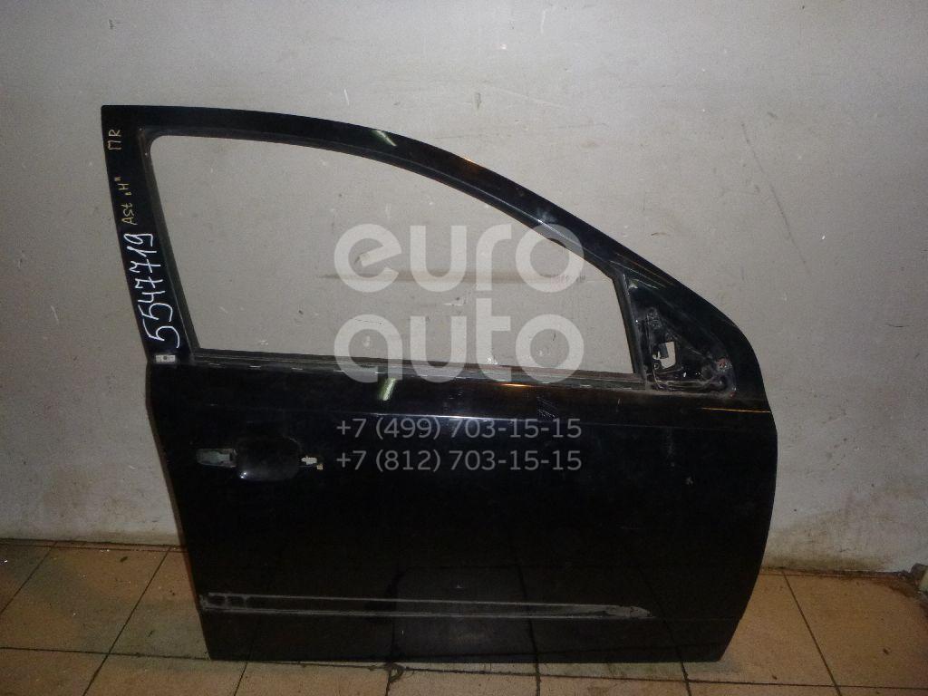 Дверь передняя правая для Opel Astra H / Family 2004> - Фото №1