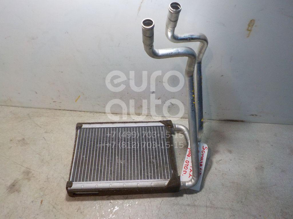 Радиатор отопителя для Hyundai Sonata V (NF) 2005-2010;Grandeur (IV) 2005-2010 - Фото №1