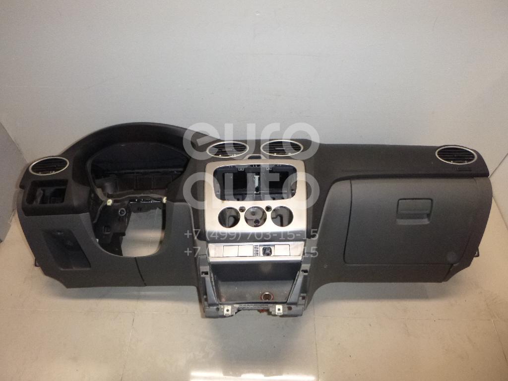 Торпедо для Ford Focus II 2008-2011;Focus II 2005-2008 - Фото №1